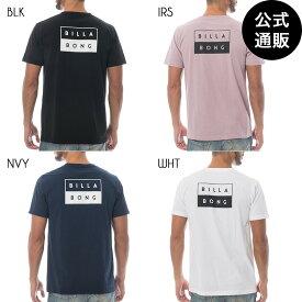 【SALE】2019 ビラボン メンズ DECAL SOLID Tシャツ 全4色 S/M/L/XL BILLABONG