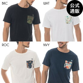 【SALE】2019 ビラボン メンズ 【DRY FABRIC TEE】 ポケット Tシャツ 全4色 S/M/L BILLABONG