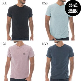 【SALE】2019 ビラボン メンズ 【DRY FABRIC TEE】 V NECK Tシャツ 全4色 S/M/L/XL BILLABONG