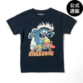 2019 ビラボン キッズ ROGUESET Tシャツ(90〜150) 全1色 90/110/130 BILLABONG