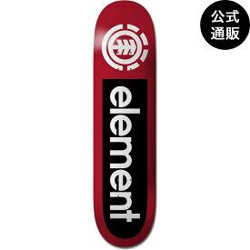 2019 エレメント デッキ 7.7インチ CAPSULE デッキ 全1色 7.75 ELEMENT