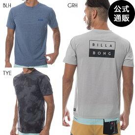 【OUTLET】【送料無料】2019 ビラボン メンズ SURF FIT ラッシュガード Tシャツ【SUBMERSIBLES/水陸両用】【2019年春夏モデル】 全3色 M/L/XL BILLABONG