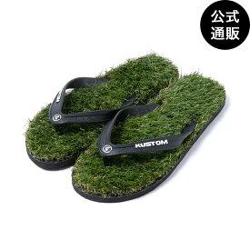 2019 カスタム メンズ KEEP ON GRASS サンダル 全1色 26.0/27.0/28.0 KUSTOM