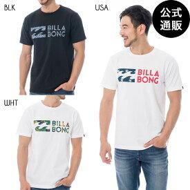 【SALE】2019 ビラボン メンズ UNITY WAVE Tシャツ 全4色 S/M/L/XL BILLABONG