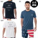 【SALE】2019 ビラボン メンズ ラッシュガード Tシャツ 全3色 M/L/XL BILLABONG
