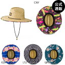【SALE】【送料無料】2019 ダカイン メンズ 【CANNERY COLLECTION】 PINDO STRAW HAT ハット 全4色 F DAKINE