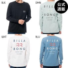 【送料無料】2019 ビラボン メンズ ONE TIME ロンT 全4色 S/M/L/XL BILLABONG
