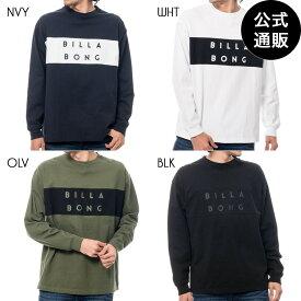 2019 ビラボン メンズ PANEL LS TEE ロンT 全4色 M/L/XL BILLABONG
