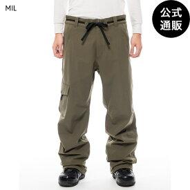 【OUTLET】【送料無料】2019 ビラボン メンズ BAGGY CARGO PANT スノーパンツ MIL【2019年冬モデル】 全1色 S/M/L BILLABONG