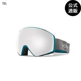 【SALE】2019 ボンジッパー メンズ JETPACK スノーゴーグル TEL 全1色 F VONZIPPER