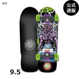 2020 エレメント スケートボード【GHOSTBUSTERS】GB ZUUL CRUISER コンプリートデッキ 9.5【2020年秋冬モデル】 全1色 9.5 ELEMENT