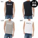 2020 RVCA ルーカ メンズ BIG 2020 RVCA ルーカ TANK タンクトップ 全3色 S/M/L rvca