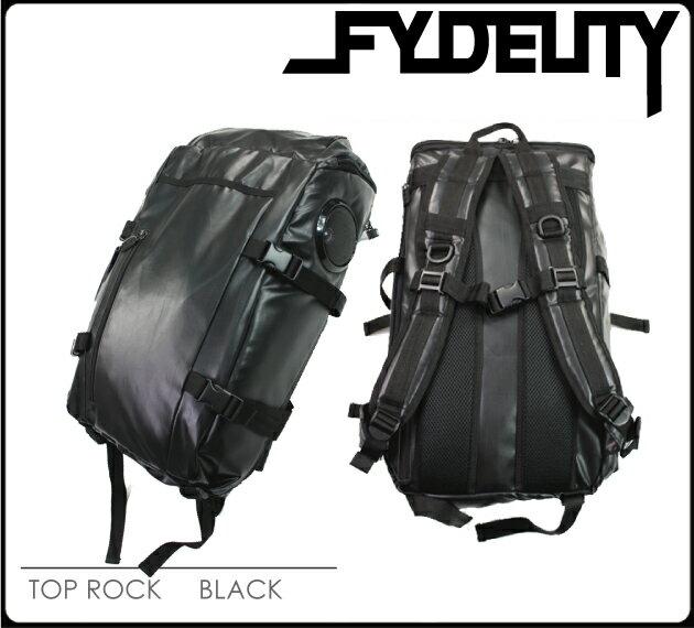 "【FYDELITY】 SALE 【FYDELITY】(フィデリティ)バッグ""TOP ROCK""BAG あす楽対応"