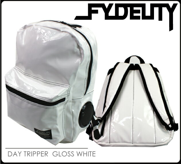 "【FYDELITY】 SALE 【FYDELITY】(フィデリティ)バックパック""DAY TRIPPER STEREO BACKPACK"" あす楽対応"