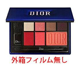 訳あり商品 クリスチャンディオール Ultra Dior ファッション パレット BE BARE 13.2g 外箱フィルム無し Dior