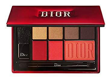 Christian Dior クリスチャンディオール Ultra Dior ファッション パレット BE INTENSE 13.1g