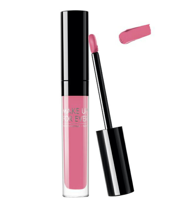 MAKE UP FOR EVER メイクアップフォーエバー アーティストリキッド マット 201 Fresh pink 2.5ml