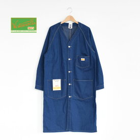 【SALE 30%OFF】WESTOVERALLS(ウエストオーバーオールズ)/PAYDAY×WEST'S ENGINEERS LONG COAT/メンズ/レディース/ウエストオーバーオールズ 通販/westoveralls payday【返品交換不可】
