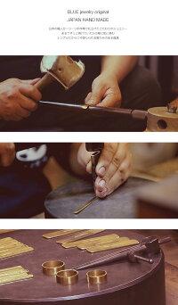 バングル平打ちバングル【15mm幅】ブラス真鍮マット艶消し艶あり幅広ハンドメイドラッピング無料メンズペア日本製送料無料(bjb-9002-bs)[ブラスバングル]