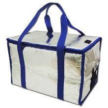 保温保冷バッグ大容量折り畳みタイプレジかご用手提げ