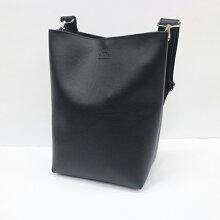 バケットバッグPVC合皮レディースメンズショルダーバック日本製【送料無料】