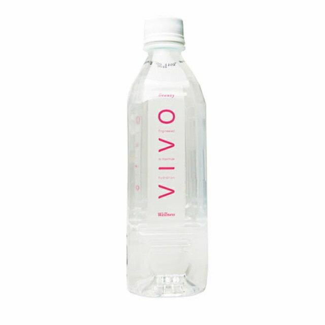 VIVO ナノクラスター水ヴィボ(500ml×24本)1ケース【送料無料】ビボ水 軟水 ミネラルウォーター クラスター水