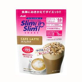 アサヒ【スリムアップスリム】プレシャスシェイク カフェラテ味 360g(8〜24回分)