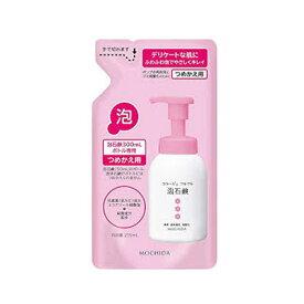 【送料無料/ネコポス】 コラージュフルフル泡石鹸ピンク つめかえ用 210ml