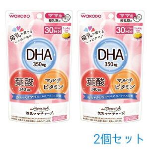 【送料無料・ネコポス】ママスタイル 授乳ママチャージ(51.6g)×2個