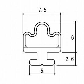浴室ドア ゴムパッキン 気密材 折れ戸 三協アルミ 補修部品 PH2549