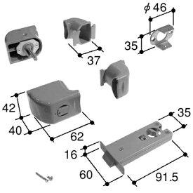 立山アルミ 浴室ドア 補修部品 錠 GOAL PKB5002
