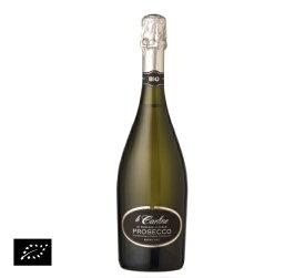 【送料無料】海外有機認証 ビオワイン Prosecco Sparkling Extra Dry(オーガニックワイン プロセッコ スプマンテエクストラドライ)イタリア産[750ml]【常温便】