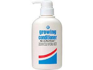 【最大20倍ポイントUP中】毛先までしっとりサラサラ。【PFグローイングコンディショナー 400ml】※発送に1週間程度頂きます。ノンシリコン 頭皮 毛髪 洗浄 サニーヘルス growing conditioner