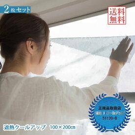 【最大20倍ポイントUP中】セキスイ 遮熱クールアップ(100×200cm) 2枚セット(送料無料)積水 SEKISUI