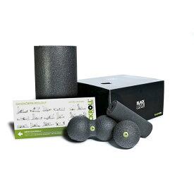 【最大20倍ポイントUP中】BLACKROLL BLACKBOX (ブラックロール ブラックボックス) (送料無料) フォームローラー セットドイツ製 筋膜リリース エクササイズ ストレッチローラー ヨガポール ストレッチポール フィットネスロール ドイツAGR(脊椎健康推進協会)認定