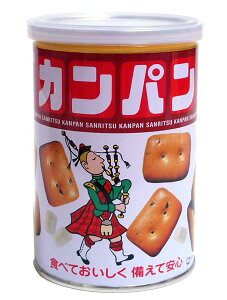 100g×24缶セット 販売 乾パン 缶ぱん パン 非常食 防災 避難 備蓄 おいしい