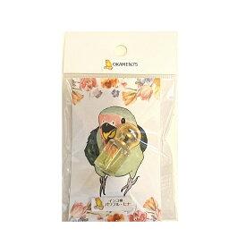 OKAMEN75 / インコ臭ミニボトル/パワフル・ヒナ / 173A0311( BIRDMORE バードモア 鳥用品 鳥グッズ 雑貨 鳥 とり トリ プレゼント)