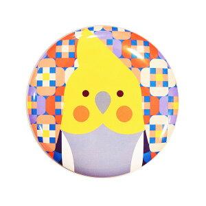 KOTORITACHI / 丸缶チョコ / オカメインコ / 9997758( BIRDMORE バードモア 鳥用品 鳥グッズ 鳥 とり トリ インコ 文鳥 プレゼント  バレンタイン )