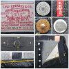李维斯 37201 0003 刚性长度 36 英寸,1937年 501 XXc 重印版最上端的按钮回到 555 印记瓦伦西亚缝纫复古大 E 红色选项卡乐仕红耳朵回牛仔布的胯部铆钉表带激光修补 1999年释放的死了的股票