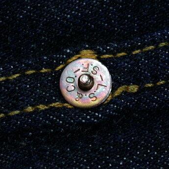 N LEVIS7050200042ndモデルリンスGジャン1955年507XX復刻版トップボタン裏555刻印バレンシア縫製ヴィンテージLVCビッグEレッドタブコーンXXデニムアジャストボタン紙パッチフラップ付ポケット1999年リリースデッドストック