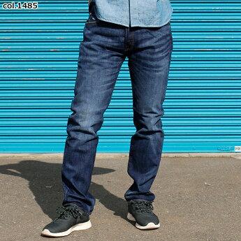 リーバイスメンズジーンズデニムLEVIS501ストレートフィット ボトムスパンツデニムパンツジーパン大きいサイズ綿100%ブランドボタンフライかっこいいおしゃれアメカジ薄いメンズファッションゆったりストレートパンツlevi'sLEVI'SLevi'slevis
