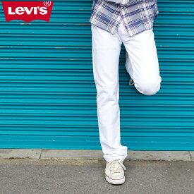 リーバイス メンズ ジーンズ ホワイト デニム LEVIS 00501-17L64 501 レギュラー ストレート levi's LEVI'S Levi's levis ※シミ汚れあり