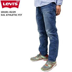 リーバイス メンズ ジーンズ デニム ストレート LEVIS 18181-02L29 541 アスレチック フィット ミッド ヴィンテージ ATHLETIC FIT MID VINTAGE levi's LEVI'S Levi's levis