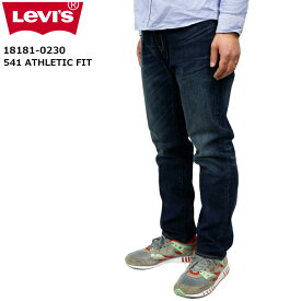 リーバイス メンズ ジーンズ デニム ストレート LEVIS 18181-02L30 541 アスレチック フィット ダーク ヴィンテージ ATHLETIC FIT DARK VINTAGE levi's LEVI'S Levi's levis