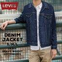 リーバイス メンズ デニム アウター LEVIS 72334-01L42 トラッカー ジャケット | ジャケット デニムジャケット Gジャン 青 アメカジ ブランド トップス 生地 綿100% ヘビー