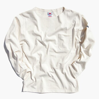マックアイメンズTシャツMACEYE773701TASUKIHeavyWeightBoatNeckTeeヘビーウェイトボートネック長袖Tシャツ