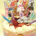 【クリスマス限定2014】旧作:アイカツ!スターナイトメロディーステージ5号(お誕生日用に変更)/4種類のケーキからお…