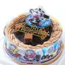 バースデー/仮面ライダージオウ5号キャラデコケーキ/バースデーオーナメントとキャンドル小1袋6本付き/バースデーケー…