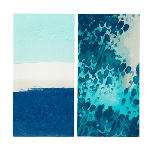 ペーパーナプキン コーストブルー 柄2種 20枚入り 紙ナプキン テーブルデコレーション ペーパーナプキン 紙ナプキン デコレーション バースデーパーティー ホームパーティー 誕生日 バースデイ パーティー