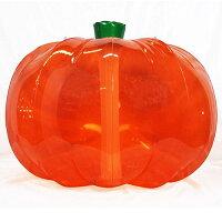 ビニール製パンプキンかぼちゃ【ハンギングデコセンターピース】【ハロウィンハロウィーンカボチャデコレーショングッズ】